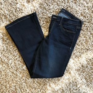Flying Monkey Low Rise Flare Jeans, size 30